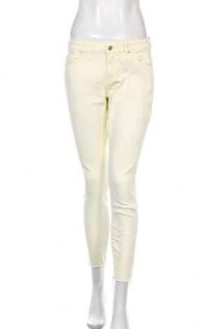 Дамски дънки Esprit, Размер M, Цвят Жълт, 90% памук, 6% полиестер, 4% еластан, Цена 9,42лв.
