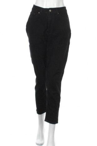 Blugi de femei Even&Odd, Mărime M, Culoare Negru, 98% bumbac, 2% elastan, Preț 82,58 Lei