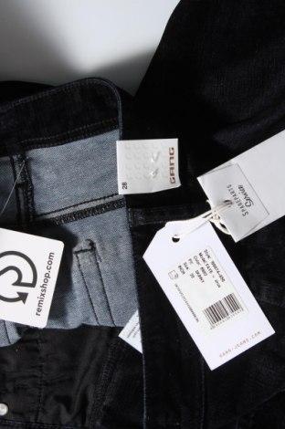 Дамски дънки Gang, Размер M, Цвят Син, 92% памук, 6% полиестер, 2% еластан, Цена 134,25лв.