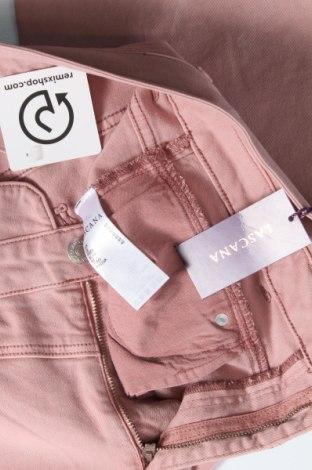 Дамски дънки Lascana, Размер M, Цвят Розов, 98% памук, 2% еластан, Цена 30,37лв.