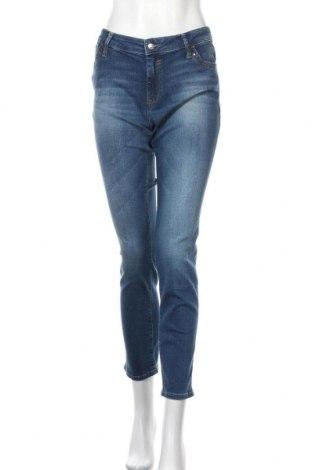 Dámské džíny  Mavi, Velikost XL, Barva Modrá, 84% bavlna, 9% polyester, 5% viskóza, 2% elastan, Cena  718,00Kč