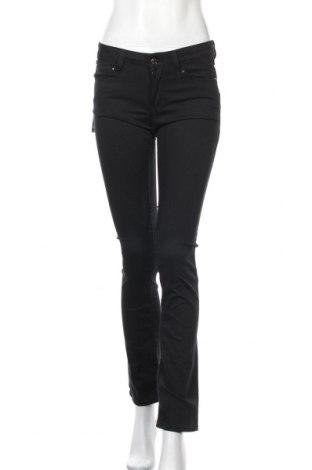Дамски дънки Mavi, Размер S, Цвят Черен, 56% памук, 28% полиестер, 14% вискоза, 2% еластан, Цена 21,28лв.