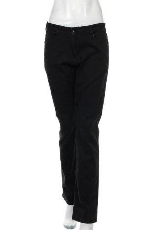 Дамски дънки My Own, Размер M, Цвят Черен, 98% памук, 2% еластан, Цена 18,11лв.