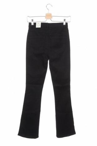 Дамски дънки ONLY, Размер S, Цвят Черен, 69% памук, 29% полиестер, 2% еластан, Цена 22,31лв.