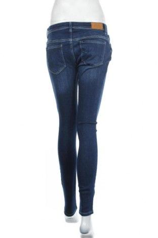Дамски дънки ONLY, Размер L, Цвят Син, 95% памук, 3% полиестер, 2% еластан, Цена 49,50лв.
