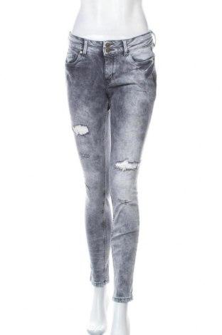 Γυναικείο Τζίν Tom Tailor, Μέγεθος M, Χρώμα Γκρί, 98% βαμβάκι, 2% ελαστάνη, Τιμή 13,22€