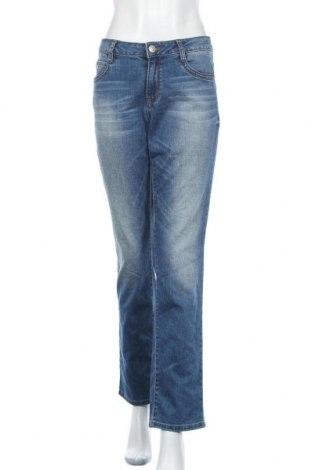 Γυναικείο Τζίν Tom Tailor, Μέγεθος XL, Χρώμα Μπλέ, Τιμή 16,43€