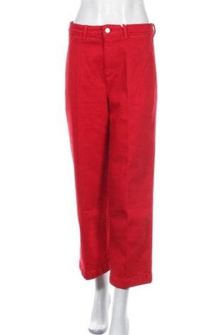 Γυναικείο Τζίν Tommy Hilfiger, Μέγεθος L, Χρώμα Κόκκινο, 98% βαμβάκι, 2% ελαστάνη, Τιμή 20,04€