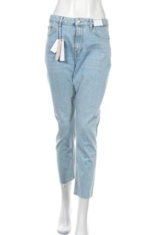 Γυναικείο Τζίν Topshop, Μέγεθος M, Χρώμα Μπλέ, 99% βαμβάκι, 1% ελαστάνη, Τιμή 22,02€