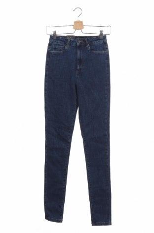 Дамски дънки Vero Moda, Размер XS, Цвят Син, Памук, полиестер, еластан, Цена 25,50лв.