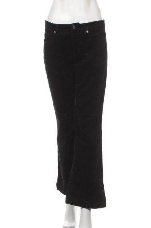 Дамски джинси Esprit, Размер M, Цвят Черен, 99% памук, 1% еластан, Цена 9,92лв.