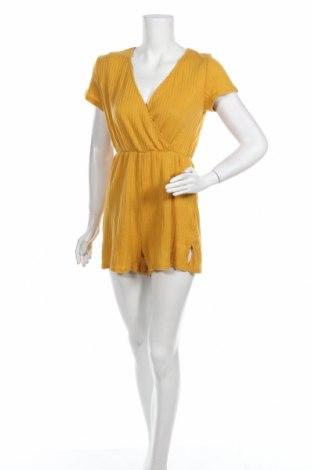 Γυναικεία σαλοπέτα, Μέγεθος L, Χρώμα Κίτρινο, 65% πολυεστέρας, 35% βαμβάκι, Τιμή 11,21€
