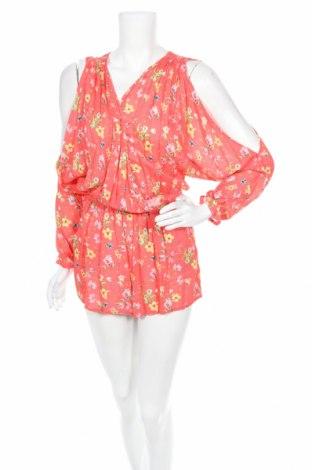 Salopetă de femei Mango, Mărime M, Culoare Multicolor, Viscoză, Preț 11,93 Lei