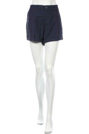 Дамски къс панталон Brilliant, Размер XL, Цвят Син, Памук, Цена 9,19лв.