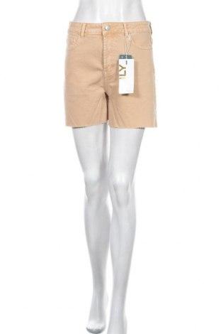 Dámské kraťasy  ONLY, Velikost M, Barva Béžová, 99% bavlna, 1% elastan, Cena  313,00Kč