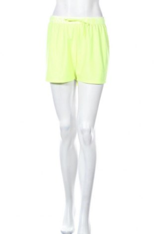 Дамски къс панталон Under Armour, Размер XL, Цвят Жълт, Полиестер, Цена 15,50лв.