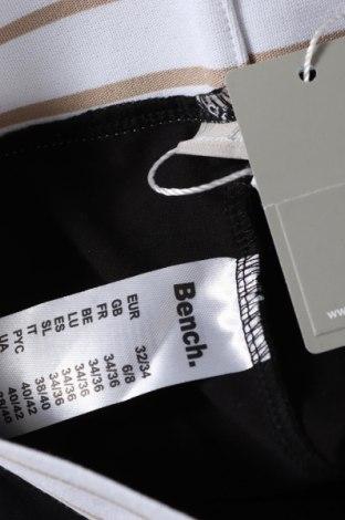 Дамски клин Bench, Размер XXS, Цвят Черен, 95% памук, 5% еластан, Цена 26,55лв.