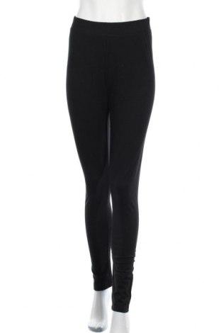 Dámské legíny  Even&Odd, Velikost M, Barva Černá, 95% bavlna, 5% elastan, Cena  195,00Kč