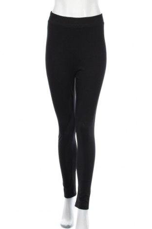 Dámské legíny  Even&Odd, Velikost M, Barva Černá, 95% bavlna, 5% elastan, Cena  248,00Kč