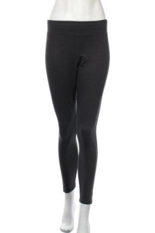 Γυναικείο κολάν H&M Divided, Μέγεθος XL, Χρώμα Γκρί, 95% βαμβάκι, 5% ελαστάνη, Τιμή 8,83€