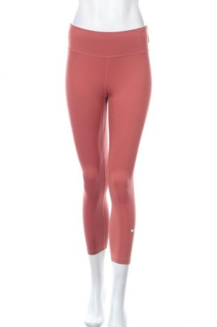Дамски клин Nike, Размер S, Цвят Розов, 79% полиестер, 21% еластан, Цена 74,25лв.