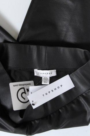 Дамски клин Topshop, Размер M, Цвят Черен, 94% полиестер, 6% еластан, Цена 37,80лв.