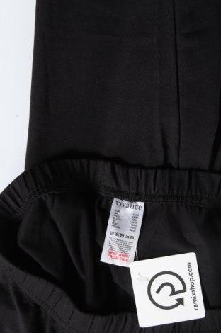Дамски клин Vivance, Размер XL, Цвят Черен, 95% памук, 5% еластан, Цена 20,16лв.