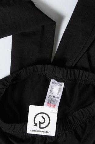 Дамски клин Vivance, Размер S, Цвят Черен, 95% памук, 5% еластан, Цена 20,16лв.