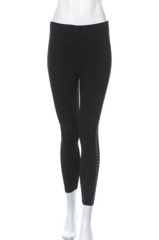 Дамски клин Zara Knitwear, Размер S, Цвят Черен, 51% вискоза, 49% полиамид, Цена 8,23лв.