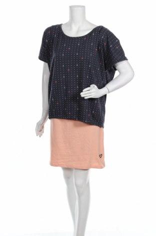 Дамски комплект Alife And Kickin, Размер XL, Цвят Многоцветен, 65% памук, 35% полиестер, Цена 89,25лв.