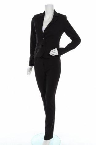 Дамски костюм Melrose, Размер S, Цвят Черен, 95% полиестер, 5% еластан, Цена 104,25лв.