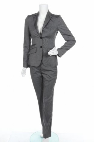 Costum de femei More & More, Mărime S, Culoare Gri, 72% poliester, 25% viscoză, 3% elastan, Preț 100,80 Lei