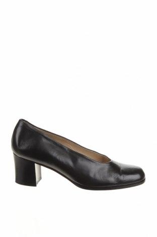 Дамски обувки Bally, Размер 39, Цвят Черен, Естествена кожа, Цена 98,42лв.