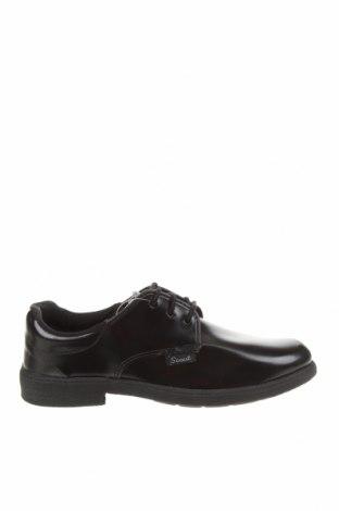 Детски обувки Bata, Размер 40, Цвят Черен, Еко кожа, Цена 17,66лв.