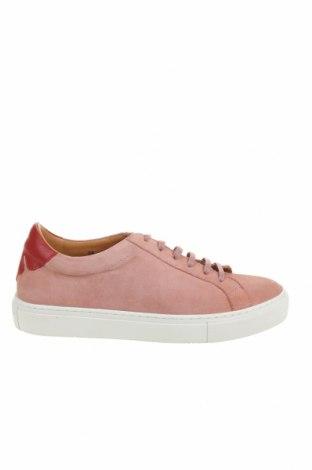 Încălțăminte de damă By Malene Birger, Mărime 38, Culoare Roz, Velur natural, Preț 487,01 Lei
