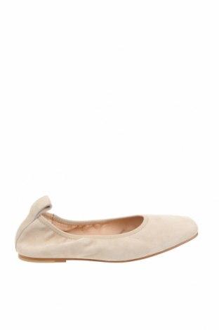 Γυναικεία παπούτσια Clarks, Μέγεθος 37, Χρώμα  Μπέζ, Φυσικό σουέτ, Τιμή 21,25€