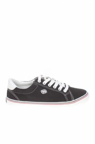 Дамски обувки Dockers by Gerli, Размер 37, Цвят Черен, Текстил, Цена 16,24лв.