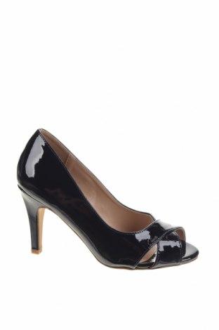 Дамски обувки Dorothy Perkins, Размер 36, Цвят Син, Еко кожа, Цена 24,24лв.