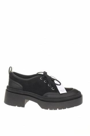 Dámské boty  Even&Odd, Velikost 38, Barva Černá, Textile , Eko kůže, Cena  770,00Kč