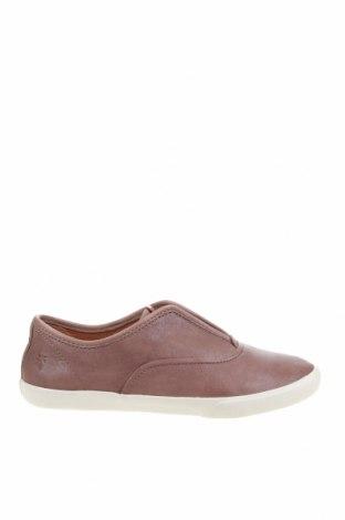 Дамски обувки Frye, Размер 38, Цвят Лилав, Естествена кожа, Цена 82,84лв.