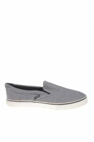 Мъжки обувки Jacks, Размер 42, Цвят Сив, Текстил, Цена 10,87лв.