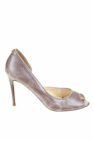 Дамски обувки Joop!, Размер 37, Цвят Сив, Естествена кожа, Цена 99,18лв.