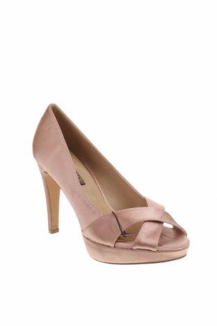 Дамски обувки Maria Mare, Размер 39, Цвят Розов, Текстил, Цена 47,61лв.