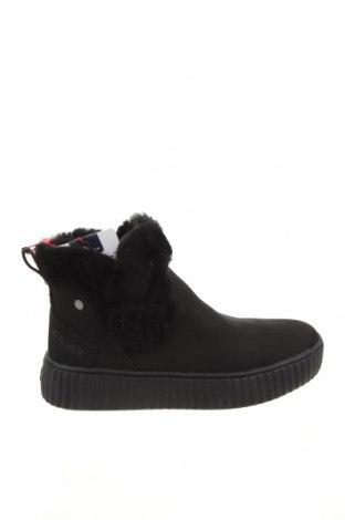 Dámské boty  Pajar, Velikost 39, Barva Černá, Pravá kůže, Cena  3467,00Kč