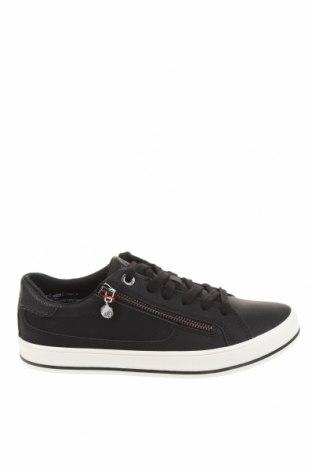 Дамски обувки S.Oliver, Размер 39, Цвят Черен, Еко кожа, Цена 35,55лв.