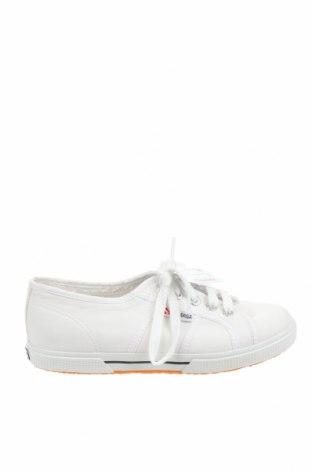 Дамски обувки Superga, Размер 37, Цвят Бял, Текстил, Цена 35,55лв.