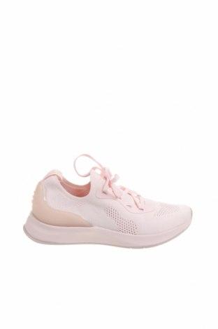 Дамски обувки Tamaris, Размер 36, Цвят Розов, Текстил, полиуретан, Цена 41,00лв.