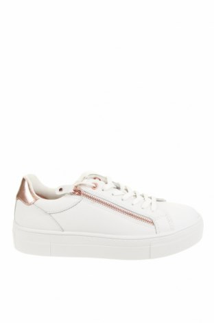 Дамски обувки Tamaris, Размер 37, Цвят Бял, Естествена кожа, Цена 65,45лв.