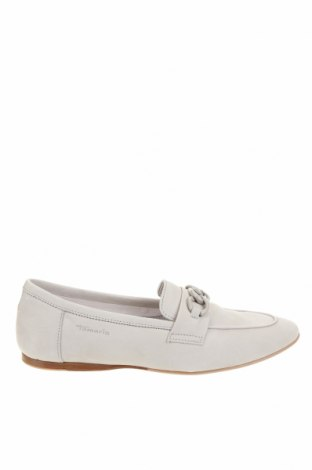 Дамски обувки Tamaris, Размер 40, Цвят Сив, Естествена кожа, Цена 70,95лв.
