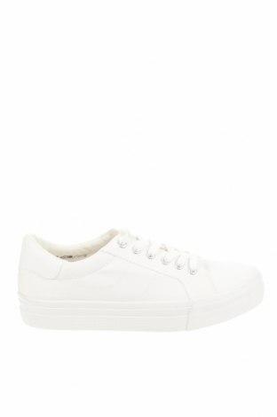 Дамски обувки Tamaris, Размер 41, Цвят Бял, Текстил, Цена 36,58лв.